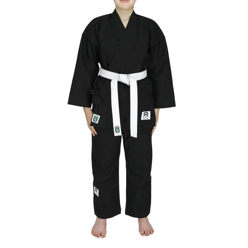 High-Quality Karategi Cotton Canvas Karate Outfit 400G - HugeCARE Srl