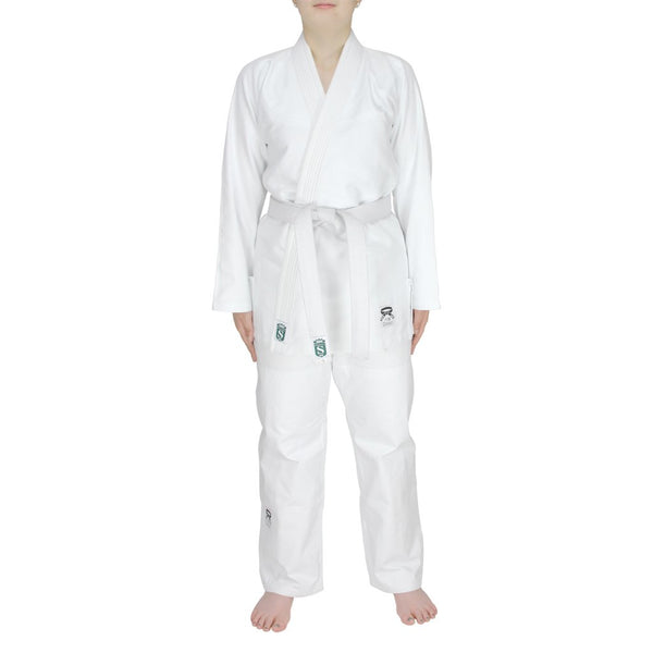 Judogi Judo Single Weave Cotton 480/490G - HugeCARE Srl