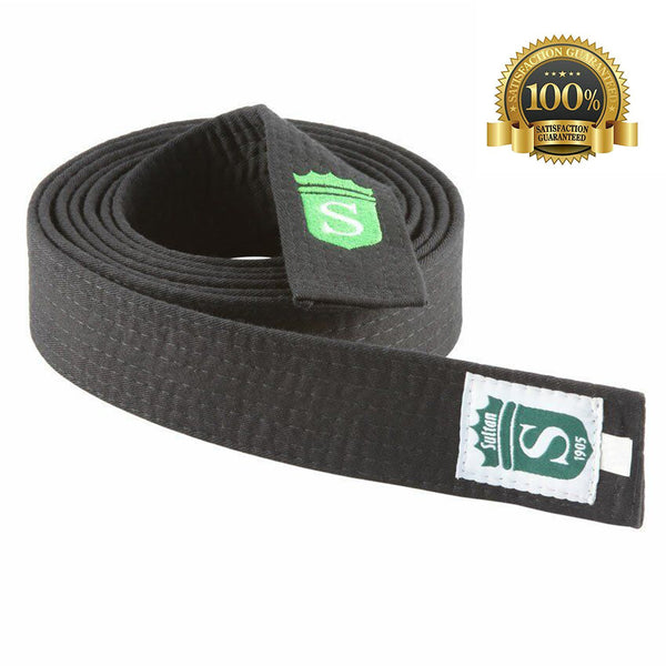 Premium Martial Arts Professional Black Belt - HugeCARE Srl