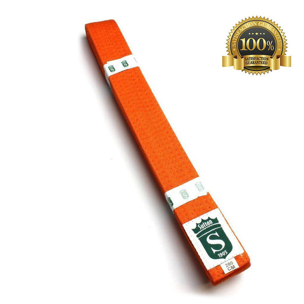High-Quality Martial Arts Professional  Orange Belt Online Sale - HugeCARE Srl