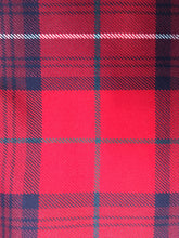 Load image into Gallery viewer, Red Rose tartan - Ladies/girls kilted skirt