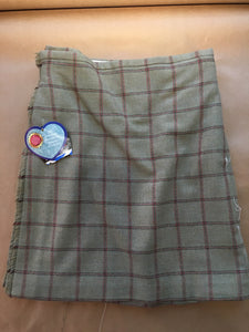 Handsewn kilts - 7-yard Country check tweed
