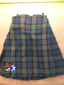 Handsewn kilts - Muted Murray of Atholl tartan