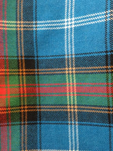 Load image into Gallery viewer, Handsewn kilts - Mountain sky tartan