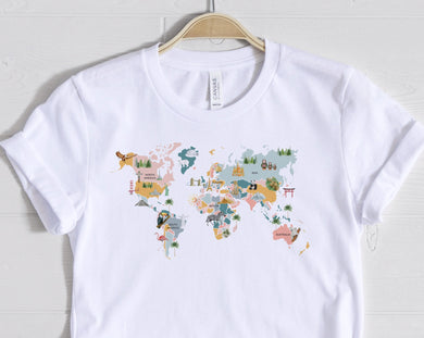 Pastel World Shirt