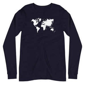White World Long Sleeve