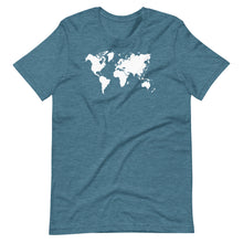 Load image into Gallery viewer, White World Shirt