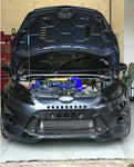 Ford Fiesta Mk7 [PFL] Track Headlight Blanks Covers ES DESIGN