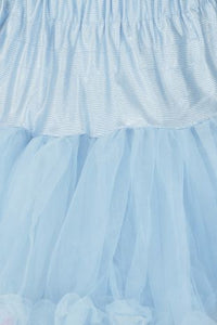Tutu Skirt Baby Blue SALE WAS £27 NOW £15