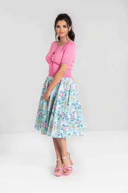 Sakura Full circle 50s Skirt