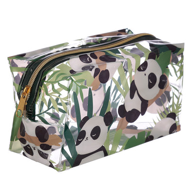 Panda makeup Toiletry Bag