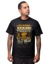 Load image into Gallery viewer, Sun Records Rockabilly Weekend T-shirt