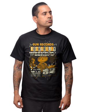 Sun Records Rockabilly Weekend T-shirt