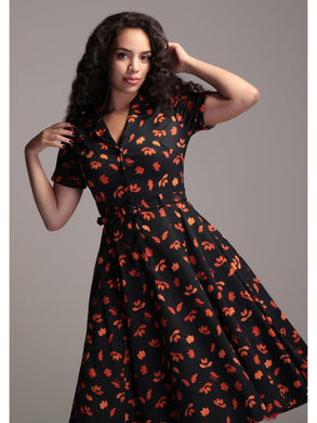 Caterina Acorn Swing Dress