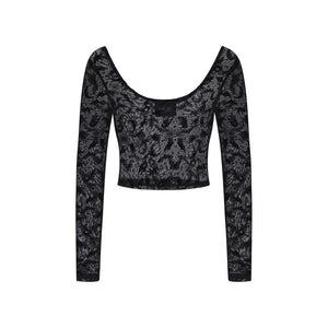 Elena Magic mesh spooky top SALE WAS £22 NOW £17
