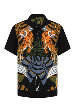 Tiger Bowling Shirt