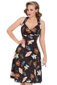 Lucy Vegas Multi-way Dress