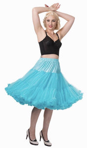 Full Dancing Petticoat Sky Blue