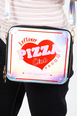 Left over Pizza Club Bag