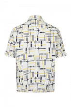 Load image into Gallery viewer, Oscar Carnaby Cream 50's Leisure Shirt