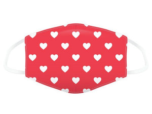 Lovehearts reusable Mask Face Covering