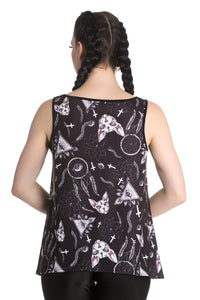 Jas Occult Kitty Top