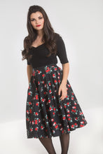 Load image into Gallery viewer, Apple Blossom 50's full circle skirt SALE WAS £34 NOW £19