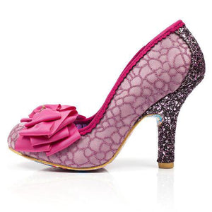 Irregular Choice Ascot Pink
