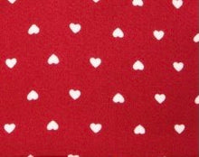 Load image into Gallery viewer, Dolores Red Heart polkadot Dress