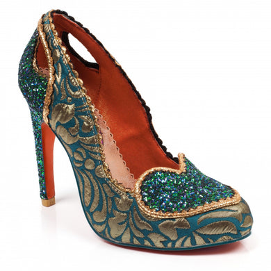 Poetic Licence Loren Love Teal SALE WAS £85 NOW £65
