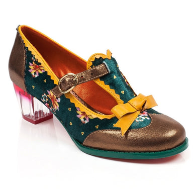 Poetic Licence Floral Feeling Green SALE WAS £94 NOW £59