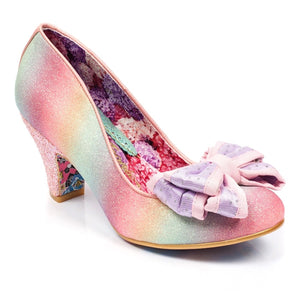 Lady Ban Joe Multi Pink Pastel Rainbow WAS £89 NOW £69