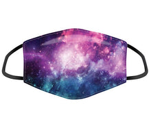 Load image into Gallery viewer, Galaxy reusable Mask Face Covering