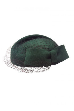 Collectif Lucy Hat Forest Green