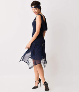 Hemingway flapper Dress