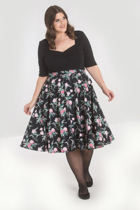 Lily Roses 50s circle Skirt SALE WAS £34 NOW £19
