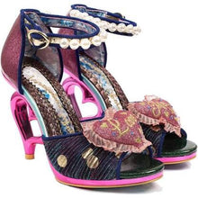 Load image into Gallery viewer, Irregular Choice Shoely Not SALE WAS £145 NOW £69