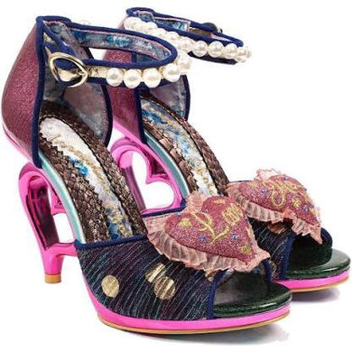 Irregular Choice Shoely Not SALE WAS £145 NOW £49
