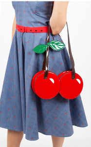Double Cherry Bag