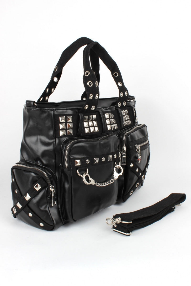 Mad to the Max Studded Bag