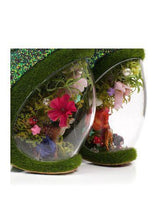 Load image into Gallery viewer, Irregular Choice Forbury Gardens Green SALE WAS £199 NOW £89