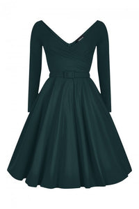 Nicky Doll Dress Teal