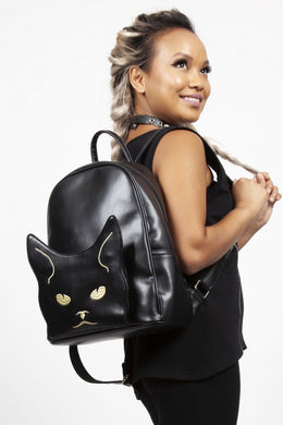 Grumpy Kitty Backpack