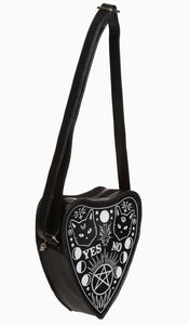Internal Fire Planchette Handbag