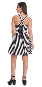 Anti-Summer Stripe Dress