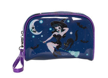 Load image into Gallery viewer, Hex Kitten witchy Makeup bag