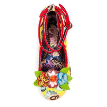Load image into Gallery viewer, Irregular Choice Day Dreamer Yellow SALE WAS £99 NOW £49