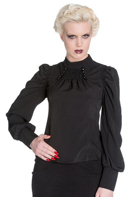 Melrose Gothic Victorian Blouse