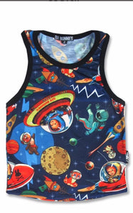Children's Space Vest
