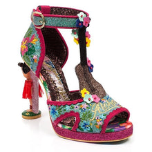Load image into Gallery viewer, Irregular Choice Magical Maui SALE WAS £179 NOW £99